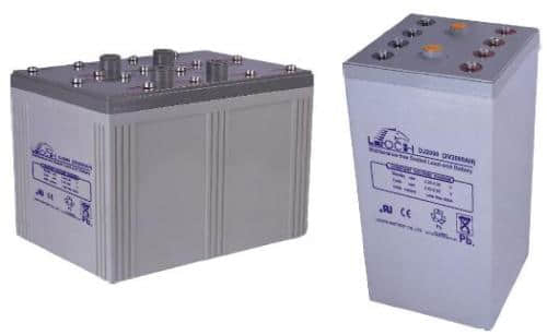 UPS蓄电池的分类
